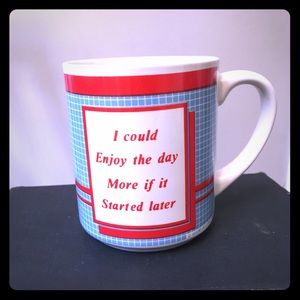 Vintage Kitchen - Funny mug, coffee cup